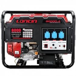 Η/Ζ LONCIN LC8000DA 8KVA
