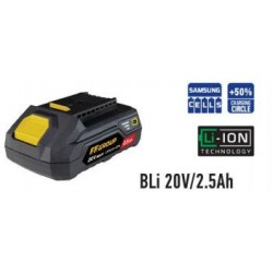 ΜΠΑΤΑΡΙΑ FF GROUP BLi 20V/2.5Ah