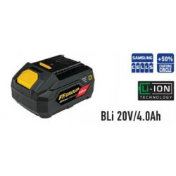 ΜΠΑΤΑΡΙΑ  FF GROUP BLi 20V/4.0Ah