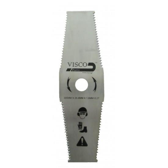 ΔΙΣΚΟΣ 2Δ ΠΡΙΟΝΩΤΟΣ 30.5cm Φ25.4mm 1.6mm (ΔΙΘ-007)