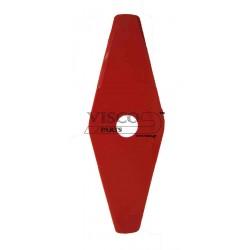ΔΙΣΚΟΣ 2Δ ΠΛΑΣΤΙΚΟΣ 25.5cm Φ24.4mm 3.5mm (ΔΙΘ-004)