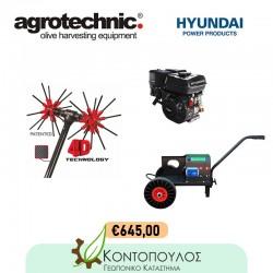 x.Quattro CF + ΓΕΝΝΗΤΡΙΑ ΜΙΝΟΣ ΝΙΚ. + ΚΙΝΗΤΗΡΑΣ Hyundai